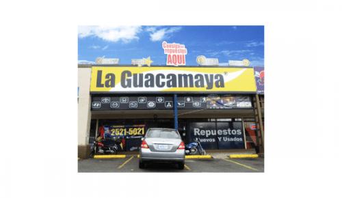Repuestos La Guacamaya