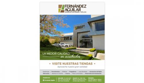 FERNANDEZ Y AGUILAR