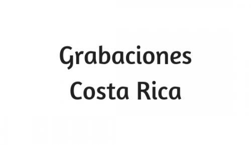 Grabaciones Costa Rica