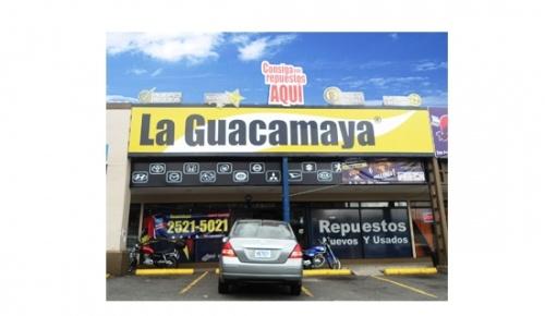 Repuestos La Guacamaya Sede Ti