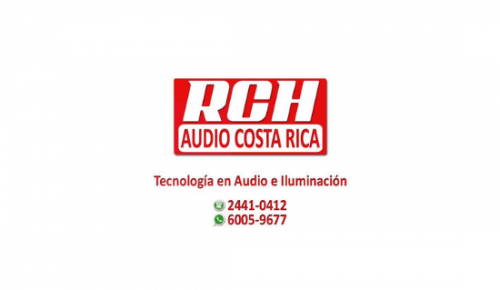 RCH Audio Costa Rica