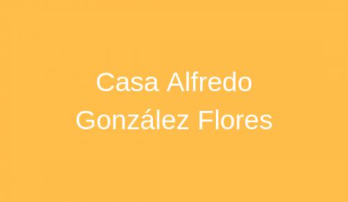 Casa Alfredo González Flores