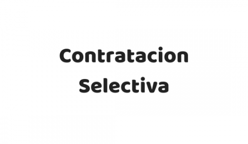 Contratacion Selectiva