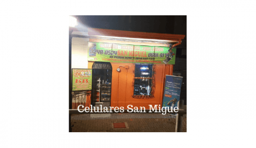 Celulares San Migue