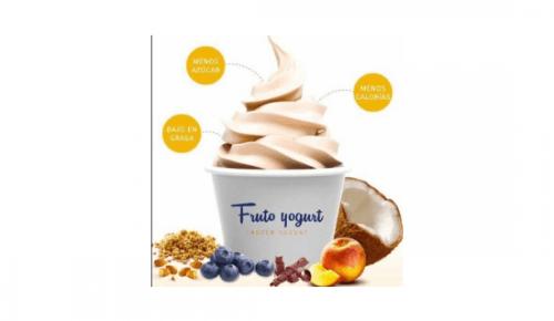 Heladeria Fruto Yogurt