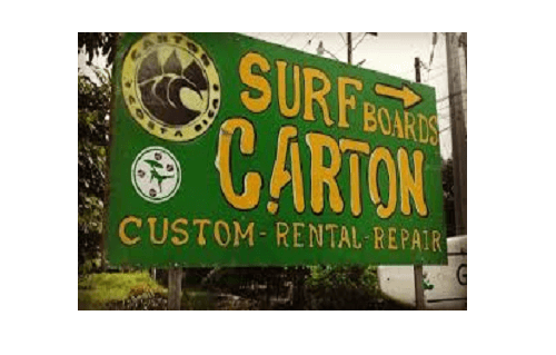 Carton Surfboards -