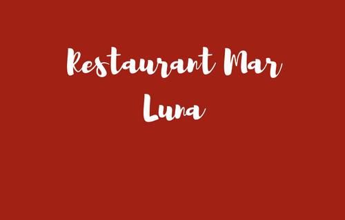 Restaurant Mar Luna