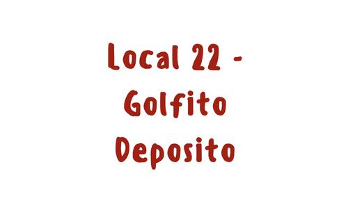 Local 22 - Golfito Deposito