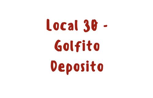 Local 30 - Golfito Deposito