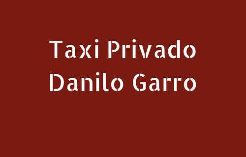 Taxi Privado Danilo Garro