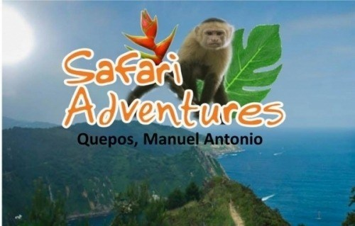 Safari Adventures manuel antonio