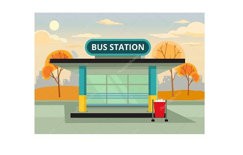 Bus Station - Estacion de Bus