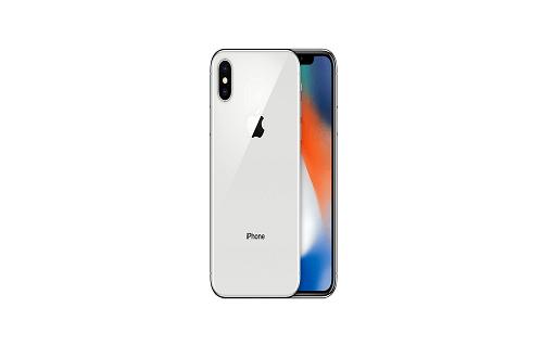 Apple Iphone X plus 64GB-Silve