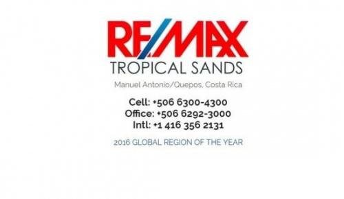 ReMax Tropical Sands | Quepos