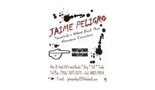 Jaime Peligro Books