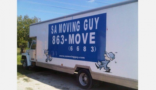 San Antonio's Favorite Movers
