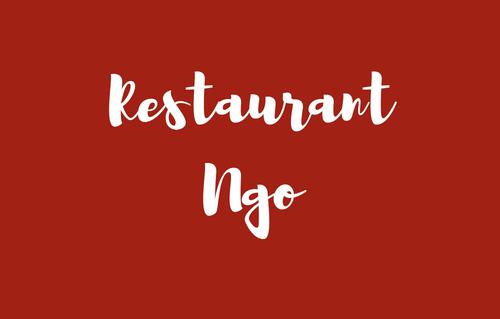 Restaurant Ngo