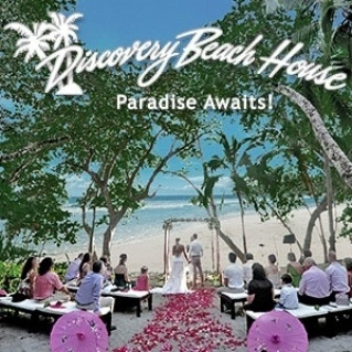 "Discovery Beach House ON the Beach Winner of TripAdvisor/Flipkey's ""Top Vacation Rental Home in Manuel Antonio 2012"""
