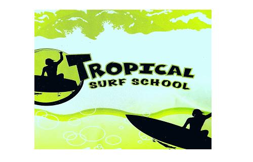 Tropical Surf School