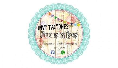 Invitaciones Juanba