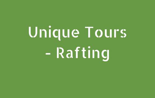 Unique Tours - Rafting