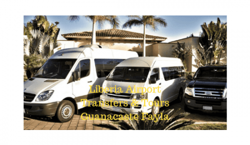 Liberia Airport Transfers & To
