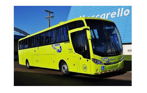 Tracopa Bus - Golfito