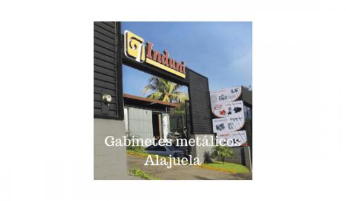 Gabinetes metálicos Alajuela