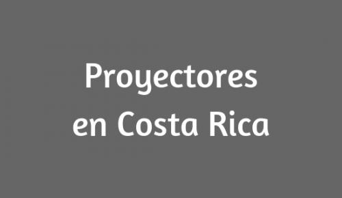 Proyectores en Costa Rica