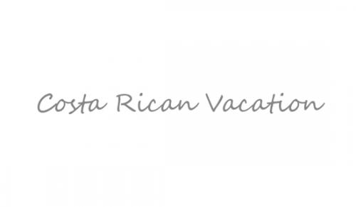 Costa Rican Vacation