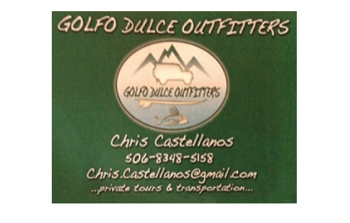 Golfo Dulce Outfitters - Tours