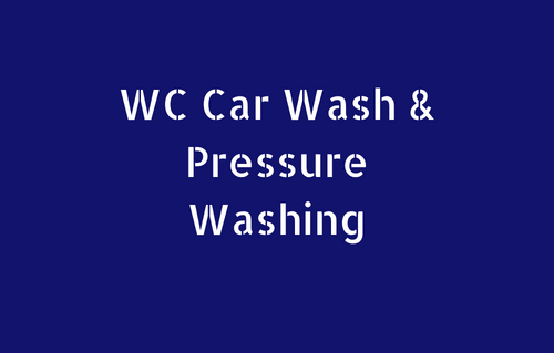 WC Car Wash & Pressure Washing