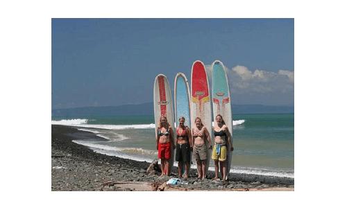 Venus Surf Adventures - Pavone